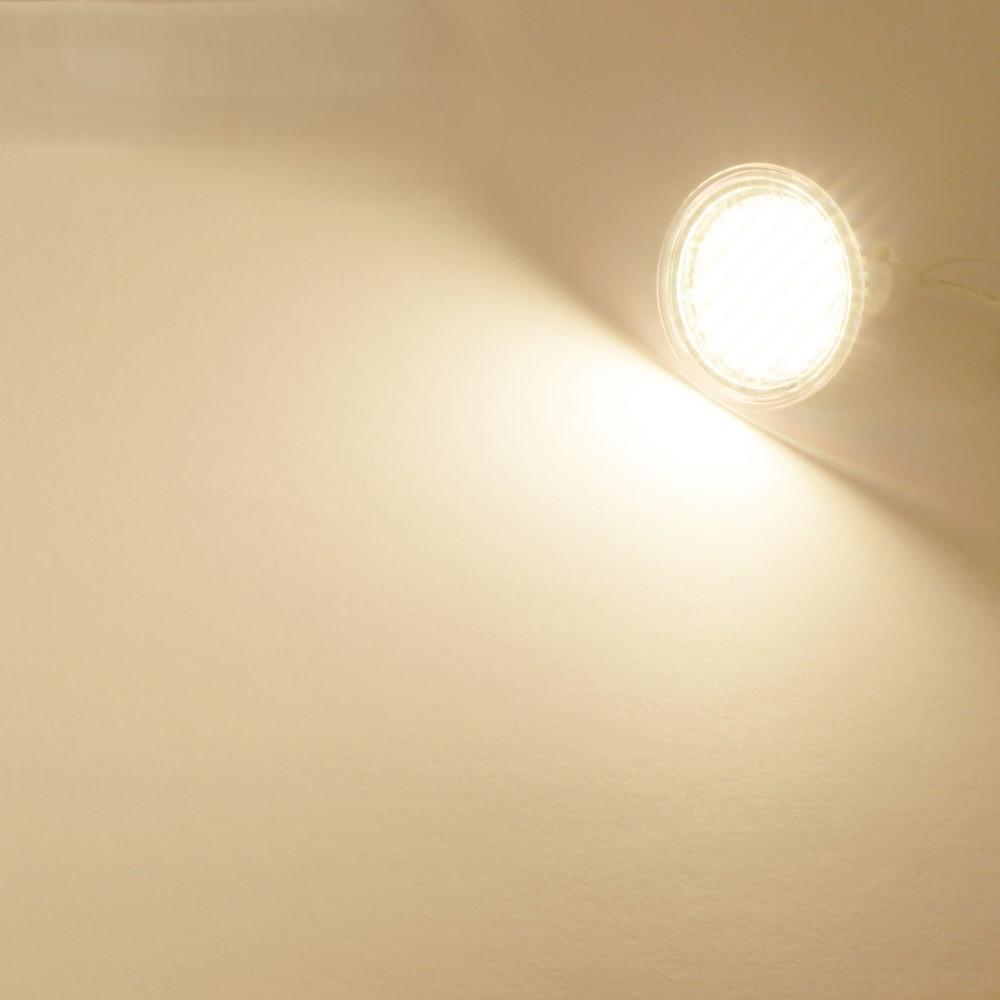 led cob gu10 4w 230v 300lm lampe licht spot strahler warmwei. Black Bedroom Furniture Sets. Home Design Ideas