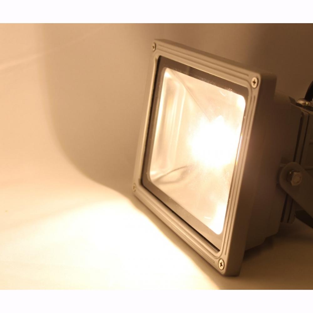 led smd aussen strahler 50w fluter warmweiss scheinwerfer. Black Bedroom Furniture Sets. Home Design Ideas